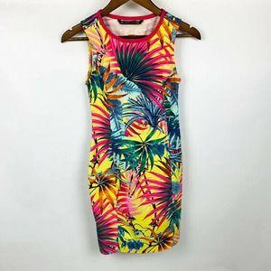 Zara Tropical Dress